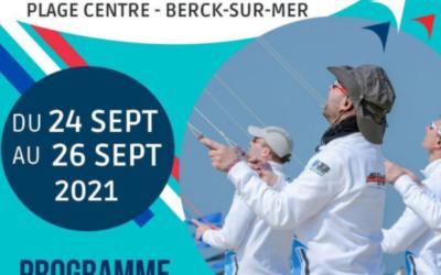 """Wettbewerb """"Cerfs volants"""" in Berck-sur-Mer"""